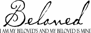 Love Wall Decals - Beloved