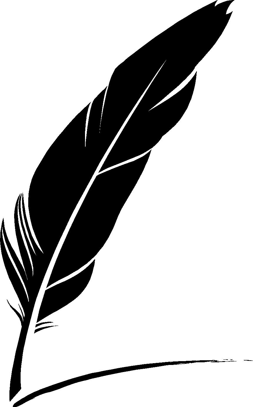 Vinyl Wall Art Wall Stickers Amp Decals Feather Quill