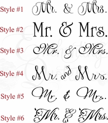 Love Quotes - Mr. & Mrs.