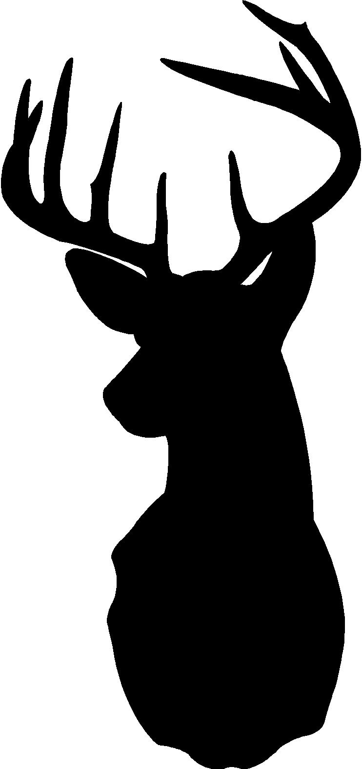 Vinyl wall art wall stickers decals deer wall sticker