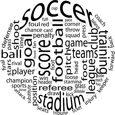 Soccer Quote | Wall Quotes Soccer Wall Decals Soccer Quotes Stickers