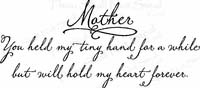 You Held My Hand