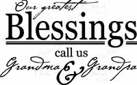 Our Greatest Blessings Call Us