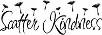 Scatter Kindness #2 Vinyl Wall Decals