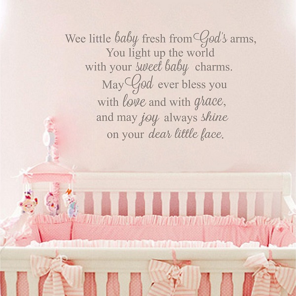 Baby Girl Daughter Quotes: Baby Girl Arrival Quotes. QuotesGram