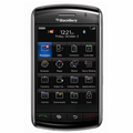 blackberry bold touch screen white