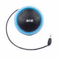 Bluetooth Mini Subwoofer Speaker - Blue