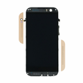 HTC One (M8) LCD & Touch Screen Assembly with Frame - Amber Gold