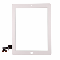 iPad 2 Touch Screen Digitizer Replacement - White