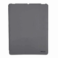 iPad 4 Premium Leather Smart Cover - Gray