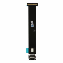 iPad Pro 12.9 Charging Dock Port Flex Cable Assembly - Black/Space Gray