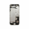 iPhone 5 Back Housing Battery Cover & Small Parts - White