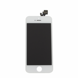 iPhone 5 LCD & Touch Screen Assembly Replacement - White (Premium Aftermarket)