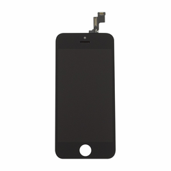 iPhone 5c LCD & Touch Screen Assembly - Black (Ultra Premium)