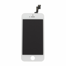 iPhone 5s LCD & Touch Screen Assembly - White (Ultra Premium)