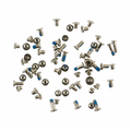 iPhone 6 Complete Screw Set - White/Silver