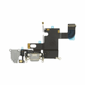 iPhone 6 Dock Port & Headphone Jack Flex Cable Replacement - Black
