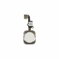 iPhone 6 Home Button Flex Cable Assembly - White/Silver