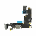 iPhone 6 Plus Dock Port & Headphone Jack Flex Cable Replacement - Black