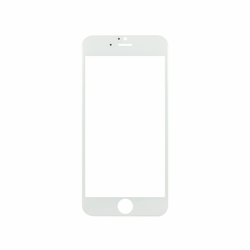 iPhone 6 Plus Glass Lens Screen Replacement - White
