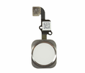 iPhone 6 Plus Home Button Flex Cable Assembly - White/Silver