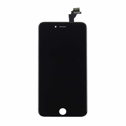 iPhone 6 Plus LCD & Touch Screen Assembly Replacement - Black (Premium Aftermarket)
