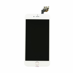 iPhone 6 Plus LCD & Touch Screen Assembly with Small Parts - White/Gold