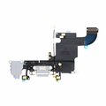 iPhone 6s Dock Port & Headphone Jack Flex Cable Replacement - Silver