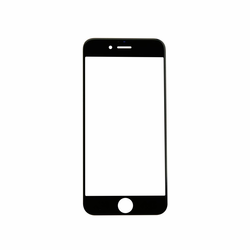iPhone 6s Glass Lens Screen Replacement - Black