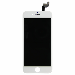 iPhone 6s LCD & Touch Screen Assembly Replacement - White (Premium Aftermarket)