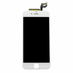 iPhone 6s LCD & Touch Screen Assembly - White (Ultra Premium)
