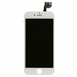 iPhone 6s LCD & Touch Screen Assembly with Small Parts - White