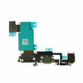 iPhone 6s Plus Dock Port & Headphone Jack Flex Cable Replacement - Black