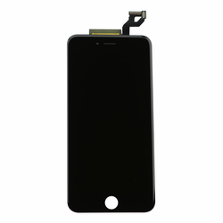 iPhone 6s Plus LCD & Touch Screen Assembly Replacement - Black (Premium Aftermarket)