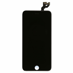 iPhone 6s Plus LCD & Touch Screen Assembly with Small Parts - Black