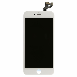 iPhone 6s Plus LCD & Touch Screen Assembly with Small Parts - White