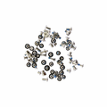 iPhone 7 Complete Screw Set - Silver