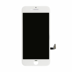 iPhone 7 LCD & Touch Screen Assembly - White (Factory Ultra Premium)