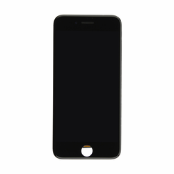 iPhone 7 LCD & Touch Screen Assembly with Small Parts - Black (Aftermarket)