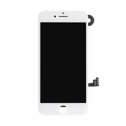 iPhone 7 LCD & Touch Screen Assembly with Small Parts - White (Aftermarket)