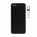 iPhone 7 Rear Cover Replacement - Black (Blank)