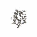 iPhone 8 Complete Screw Set - Silver