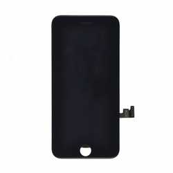 iPhone 8 LCD and Touch Screen with Small Parts - Black (Aftermarket)