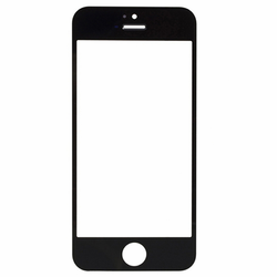 iPhone SE Glass Lens Screen Replacement - Black