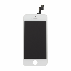 iPhone SE LCD and Digitizer Screen - White (Aftermarket)