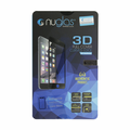 iPhone X 3D NuGlas Tempered Glass Protection Screen - Black