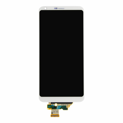LCD & Touch Screen Assembly for LG G6 - White (Aftermarket)
