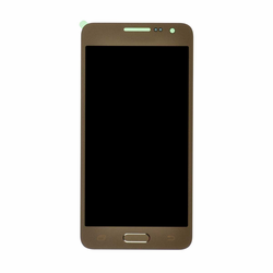 LCD & Touch Screen Replacement for Samsung Galaxy A3 - Gold Premium