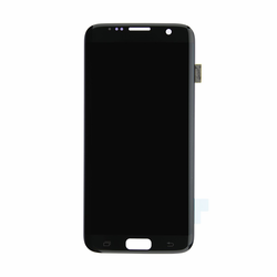 LCD & Touch Screen Replacement for Samsung Galaxy S7 Edge - Black (Generic)