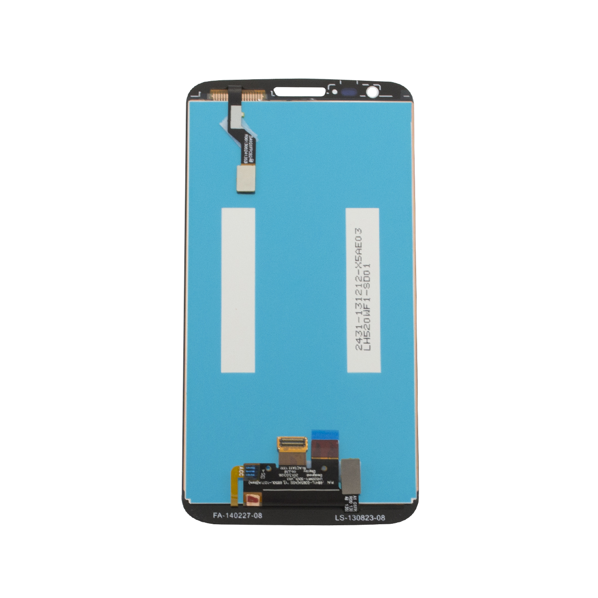 Lg G2 D802 D805 White Lcd Touch Screen Digitizer 32gb Free Flip Cover